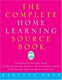 The Complete Home Learning Source Book, Rebecca Rupp, 0609801090