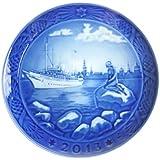ロイヤルコペンハーゲン (ROYAL COPENHAGEN) イヤープレート 2013年 Copenhagen Harbour【並行輸入品】 2-512-113