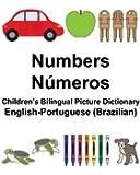 English-Portuguese (Brazilian) Numbers/Números Children's Bilingual Picture Dictionary (FreeBilingualBooks.com)