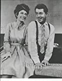 Historic Images - 1962 Vintage Press Photo Betty Rollin Farley Granger Mrs Brig - RRV31669