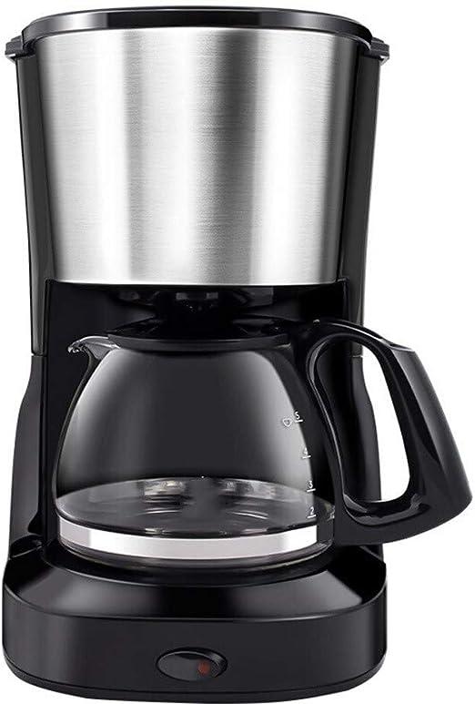 RJJX Home Hogar Máquina de café, doméstico Cafetera, Filtro de ...