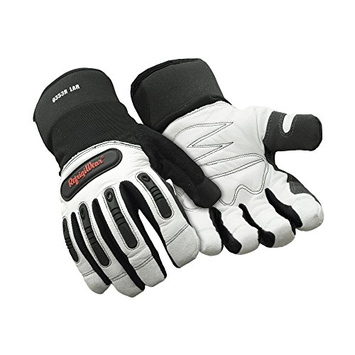 white insulated gloves - 6