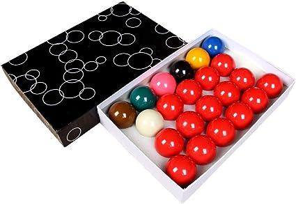 WXS Snooker Billar del Reino Unido, Accesorios de Bola de Cristal (Color : #1): Amazon.es: Deportes y aire libre