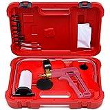 2 In 1 Brake Bleeder & Vacuum Pump Gauge Test Tuner Kit Tools DIY Hand Tools New Auto Hand Held Brake Bleeder & Vacuum Pump Gauge Test Tester Tuner Tool Kit Set