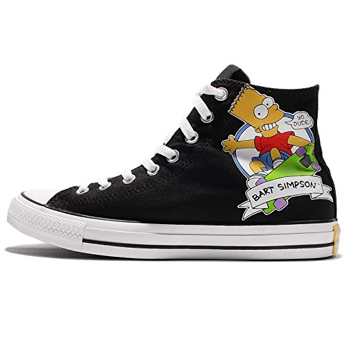 Converse Chucks All Star Bestellnummer 146810 Gr.: 40 / 7 Limited Edition THE SIMPSONS