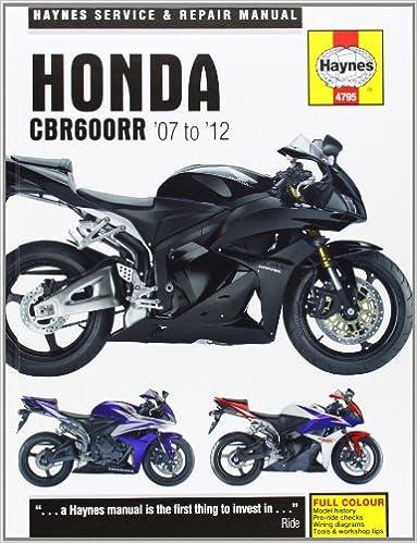 2013-2018 honda cbr600rr ra motorcycle service manual.
