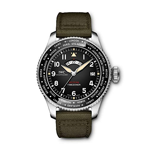 IWC Pilots Watch Timezoner Spitfire Edition