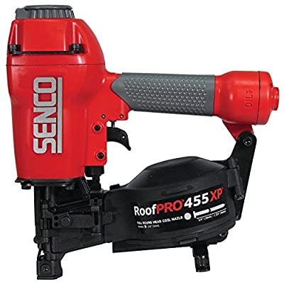 Senco Roof Pro 455XP Nailer With Sequential Actuation Trigger 3D0101N - Power Roofing Nailers -