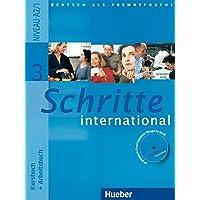 Schritte International: Kursbuch und Arbeitsbuch 3 mit CD zum Arbeitsbuch