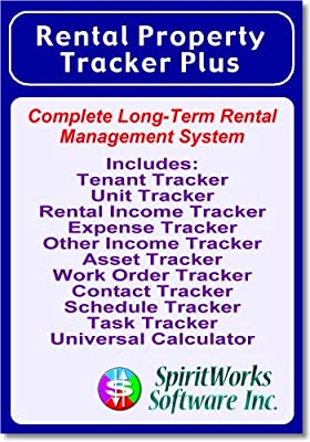 Rental Property Tracker Plus