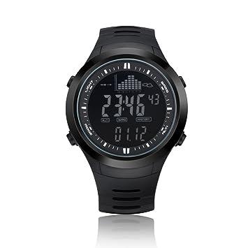 NORTH EDGE - Reloj de pulsera LED para hombre, digital, uso exterior, retroiluminació