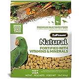 Zupreem Natural Blend Diet for Medium/Large Birds, 3-Pound