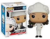 POP TV: Friends - Monica Geller from Funko! Figure stands 3 3/4 inches and comes in a window display box. Check out the other POP figures from Funko! Collect them all.
