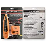 PTE Wire Tracer & Circuit Tester -Tone Generator