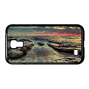 Rising Tide Watercolor style Cover Samsung Galaxy S4 I9500 Case (California Watercolor style Cover Samsung Galaxy S4 I9500 Case)