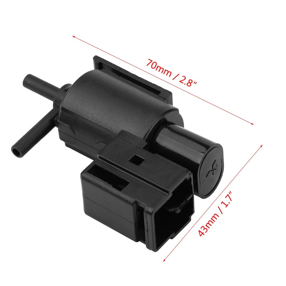 Car Exhaust Gas Recirculation Vacuum Solenoid Switch Valve for Mazda 626 Protege K5T49090 Car EGR Valve Yuehuam Car Exhaust Gas Solenoid Valve Switch