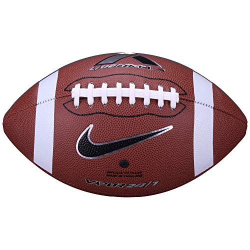 (Nike Vapor 24 7 Football Brown Size Youth Size)