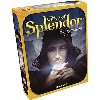 Fantasy Flight Games Cities of Splendor Expansion Board Games