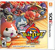 YO-KAI WATCH Blasters: Red CAT Corps - Nintendo 3DS