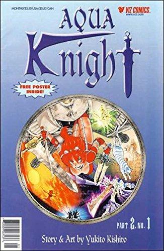 Aqua Knight Part 2 (2000) #1