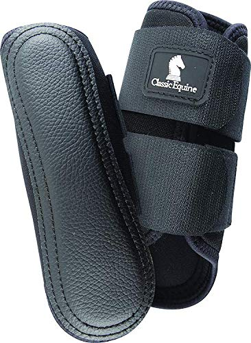 AirWave Classic Splint Boot, Black, Medium