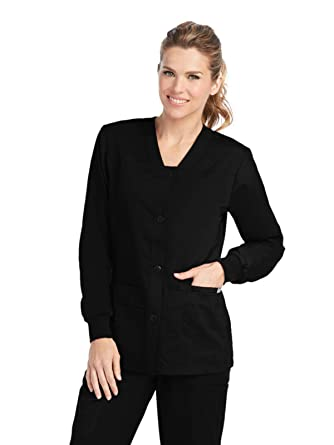 Amazon.com  Grey s Anatomy 4435 Women s Junior Fit 4 Pocket Sport ... 70b0ac7462