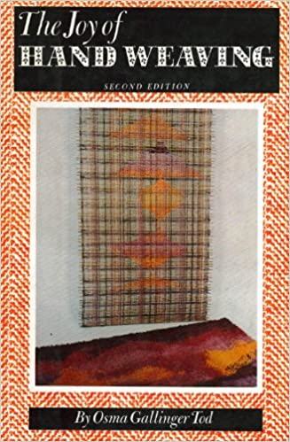 Book The Joy of Handweaving, 2nd Edition