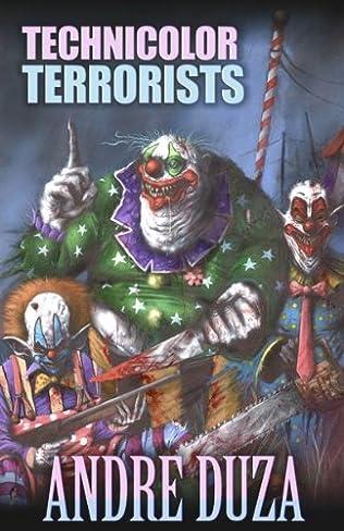 book cover of Technicolor Terrorists