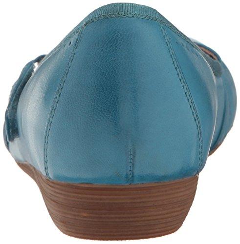 Women's Miz Mooz Blue Delancey Shoe 5nwxqBPRw