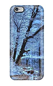 High Quality Shock Absorbing Case For Iphone 6 Plus-winter Roads
