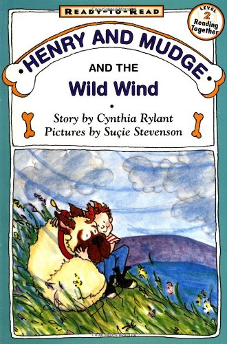 Henry And Mudge And The Wild Wind: Ready-To-Read Level 2  (Paper)