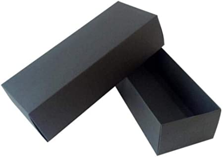 Qi Tamaño: 25 x 9,5 x 6 cm Caja de Embalaje de cartón de tamaño