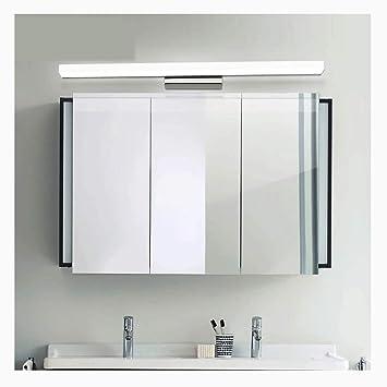Badspiegel Lampen Moderne Minimalistische Badspiegel Lampe LED Anti ...