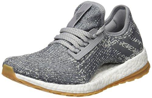 de Gris Grey Unisex Adulto All Pureboost Metallic Zapatillas adidas Terrain Running Grey X Midnight Silver Vista nw4XWxRqA