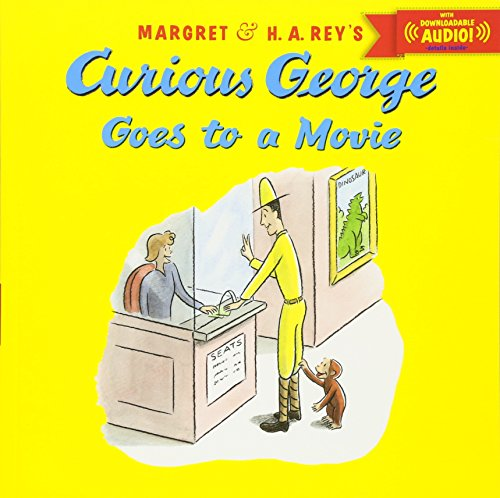Curious George Goes to a Movie with downloadable audio