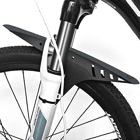 FETESNICE Actualice Guardabarros para Bicicletas de montaña, Guardabarros de MTB, Guardabarros Delanteros para Bicicletas
