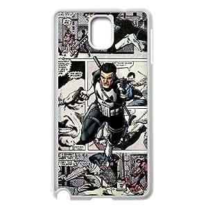 Marvel comic 011 Samsung Galaxy Note 3 Cell Phone Case White TPU Phone Case RV_686006
