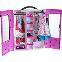 Barbie Fashionistas Ultimate Closet, Purple