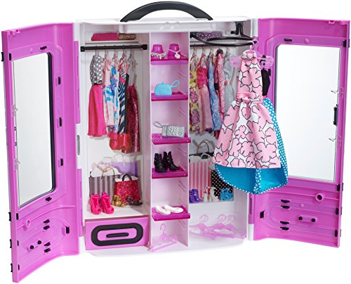 Barbie Fashionistas Ultimate Closet, - Dolls Barbie Accessories