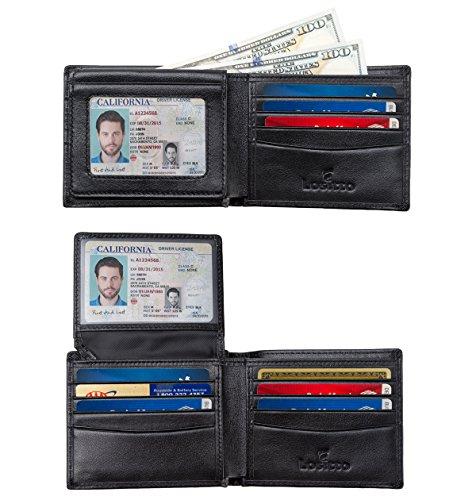 Grain Leather Travel Wallet - 7
