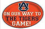 Auburn Tigers Jumbo Game Day Peel & Stick