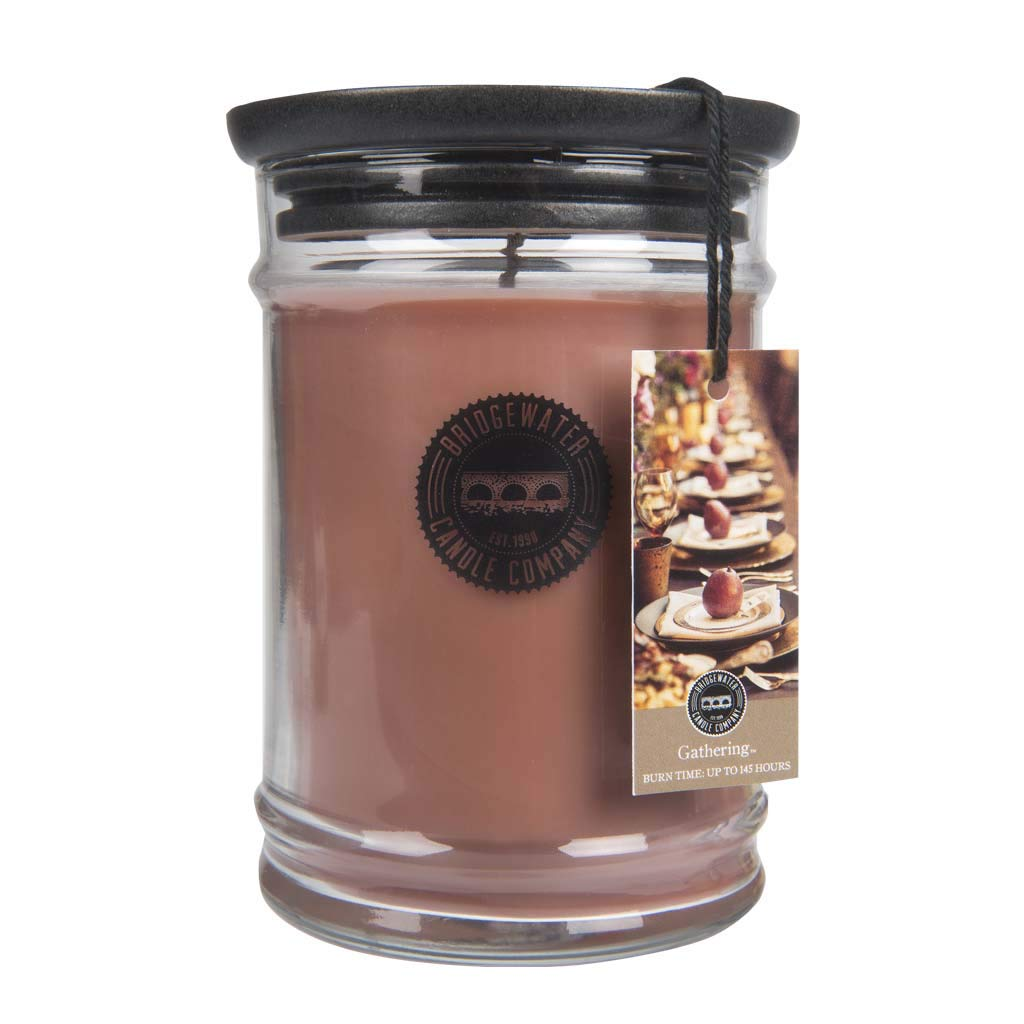 Bridgewater Candle 18oz Large Jar - Gathering
