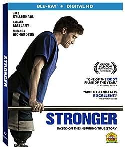 Stronger (2017) [Blu-ray]
