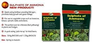 Doff - Sulfato de amonio 500 G