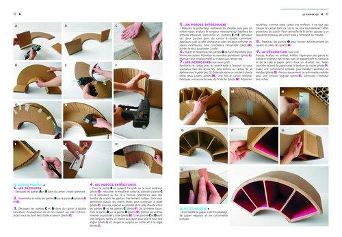 Meubles et deco en carton: Amazon.es: Géraldine Calaci, Yann