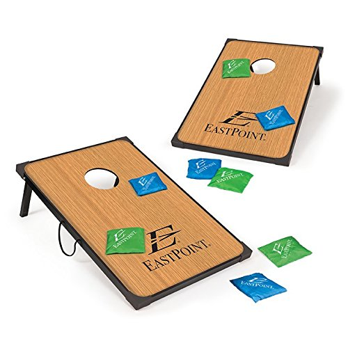 Cornhole Set - EastPoint Sports Traditional Bean Bag Toss Cornhole Game – 36in x 24in