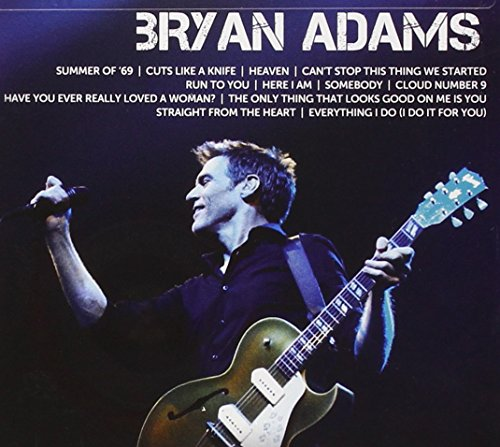 Bryan Adams - Icon: Bryan Adams - Zortam Music