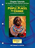 People, Places and Change, Holt, Rinehart and Winston Staff, 0030681561