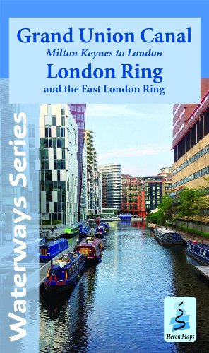 Grand Union Canal - Milton Keynes to London: With the London and East London Rings ()