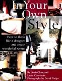 In Your Own Style, Linda Chase and Laura Cerwinske, 0500281645